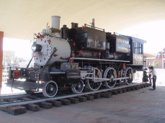 El Ferrocarril En México Instituto Nacional De